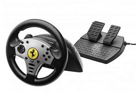 volante pc economico thrustmaster challenge nuova versione volante