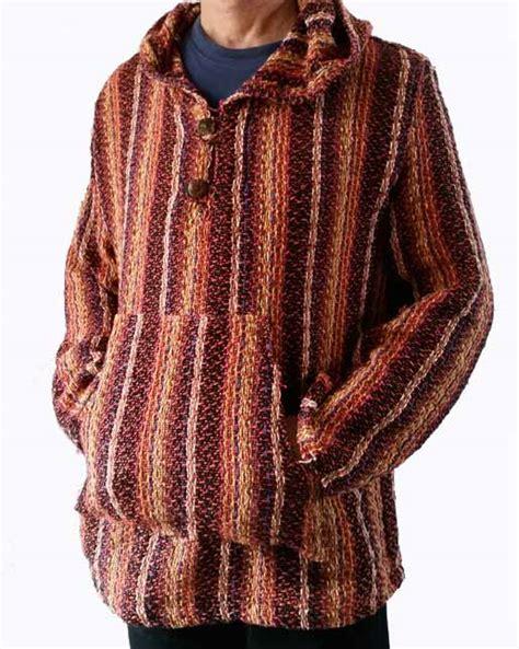 Himalayan Handmades - baja style nepalese jacket