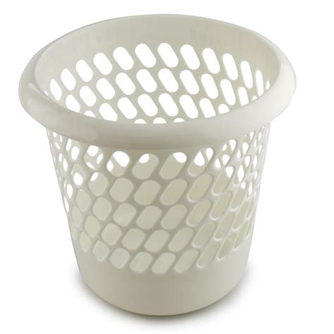 waste paper baskets cream waste paper basket