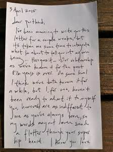 Break Letter From Dear John Movie letter dear john image the dear john letter from movie their another