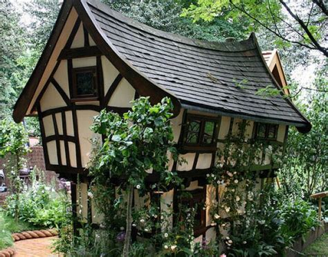 Fairy House Plans | 46 awesome house like fairy tales curious funny photos