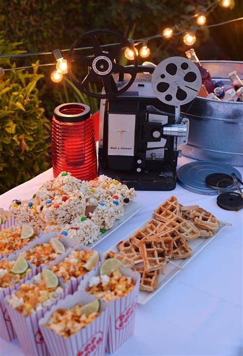 backyard movie night ideas 4 steps to hosting an outdoor movie night orville