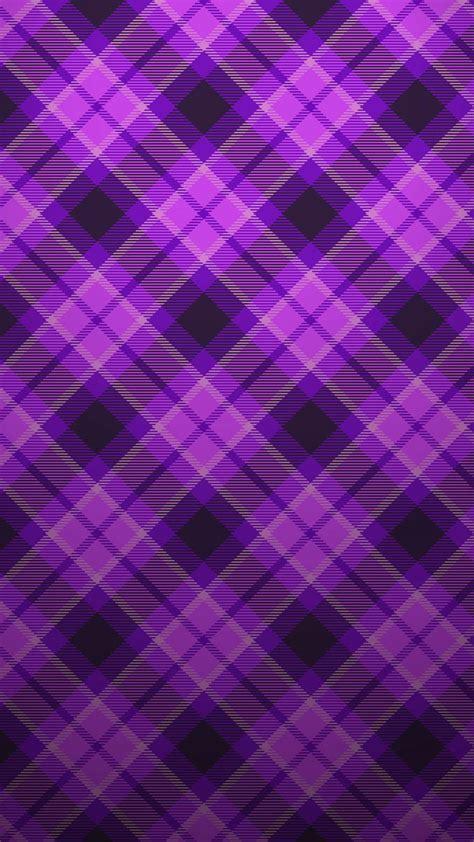 Cb 3 Pattern by 紫のチェック模様 Iphonex スマホ壁紙 待受画像ギャラリー