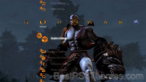 god themes download hd god of war 3 hd best ps3 themes