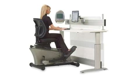 elliptical machine office desk inspired work stations elliptical work desk