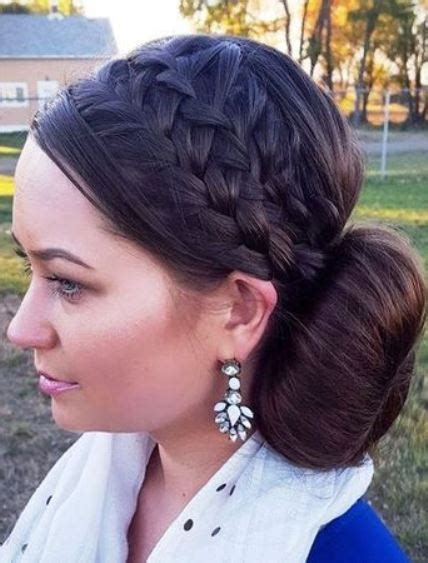 15 french hair bun pictures hairstyles haircuts 2016 2017 15 different french braid hairstyles