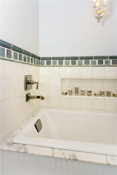 bathroom tile bullnose bullnose tile style selections floriana heather thru body
