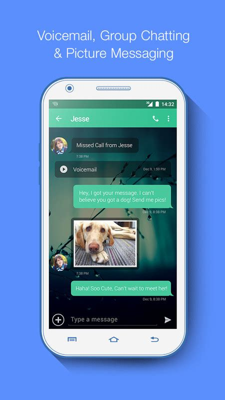 Search On Textnow Textnow Apk Free Social Android App Appraw