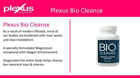 Plexus Detox by Where To Buy Plexus Slim