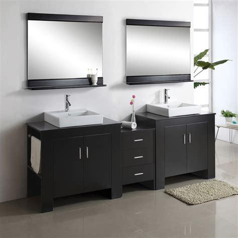 Virtu Usa Tavian 90 Quot Double Sink Bathroom Vanity Bathroom Vanity Free Shipping