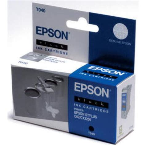 Catridge Epson Original Wadah Tintat07641 Black epson stylus cx3200 ink cartridges clickinks