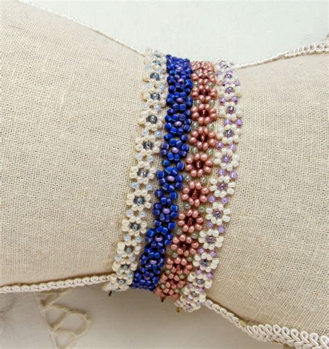 chain and bead bracelet free bead patterns and ideas chain necklace or