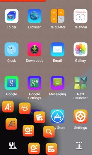 ios launcher apk free ios 7 next launcher theme 3d 1 3 apk free android apps apk