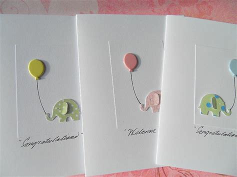 Handmade Baby Shower Thank You Cards - baby shower cards baby shower thank you cards by suziescards