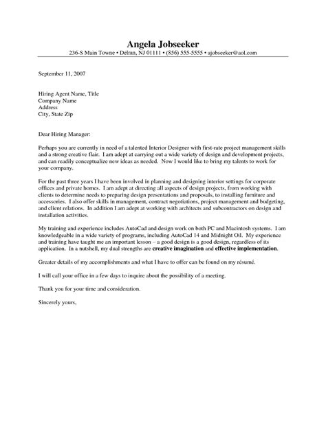 sles of cover letters for internships architect cover letters professional letterhead templates