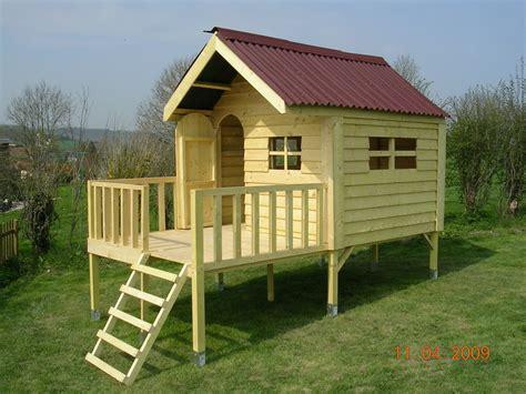 maisonnette en bois sur pilotis 3431 remerciements chalet leal abris et chalet de jardin