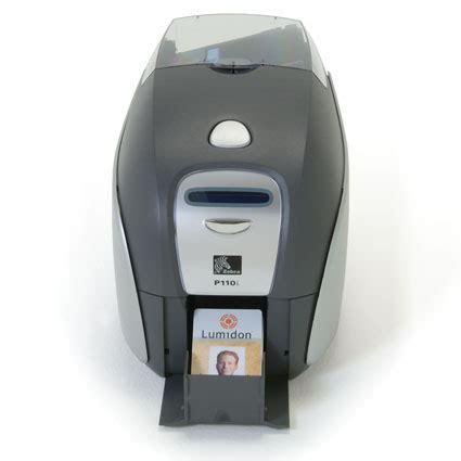 Printer Zebra P110i zebra p110i posmicro