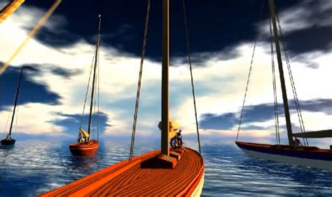 boat race game definition 3d sailboat games video of virtual boat race second