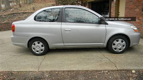 2 Door Toyota 2003 Toyota Echo Base Sedan 2 Door 1 5l