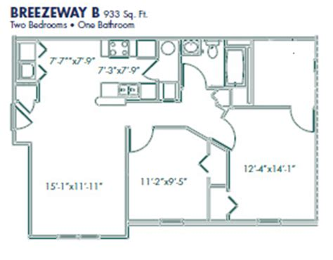 The Bray Co Albany Club Columbus Ohio And House Floor Plans With Breezeway