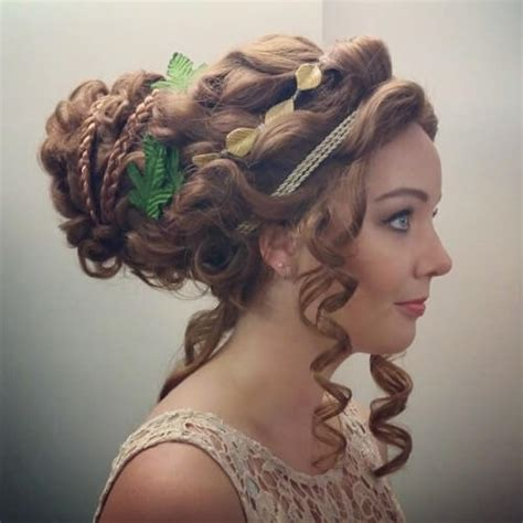 ancient greek goddess athenahairstyle 28 best greek hairstyles you must try today updated for 2017