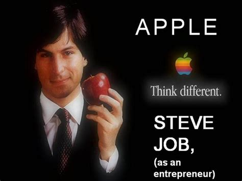 Steve Job N Apple Authorstream Steve Ppt