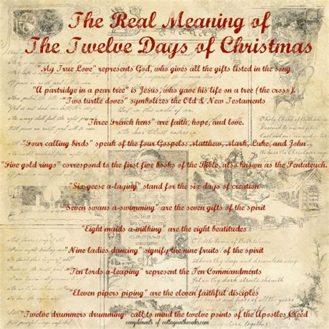 free christmas story booklet and the real meaning of the