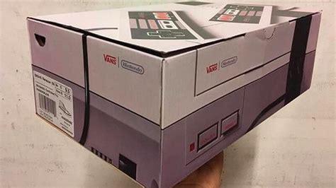 Sepatu Vans Nintendo vans gandeng nintendo hadirkan lini produk fashion