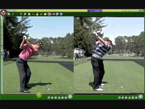 martin kaymer slow motion swing 300fps rory mcilroy slow motion driver golf swing 5