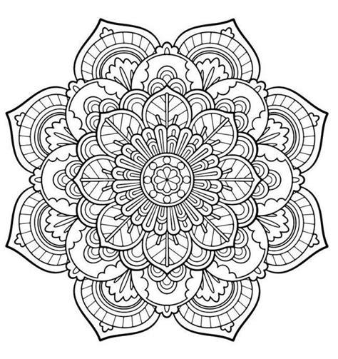 imagenes de mandalas para pintar para ni os 149 dibujos para imprimir colorear o pintar para ni 241 os