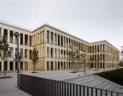 Mba Architects by David Chipperfield Architects Gt Hec School Of Management