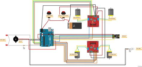 wiring diagram for rc car rc car schematics rc servo
