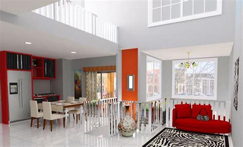 konsep  desain ruang  rumah minimalis