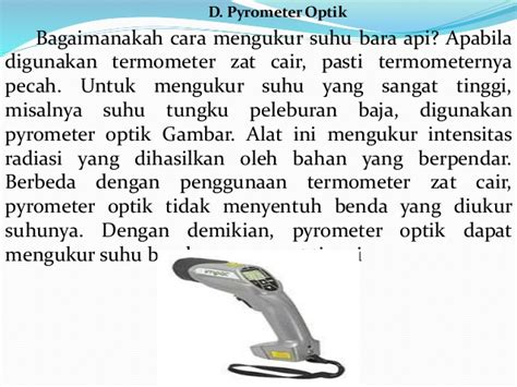 Termometer Untuk Mengukur Suhu Badan suhu dan pengukuran