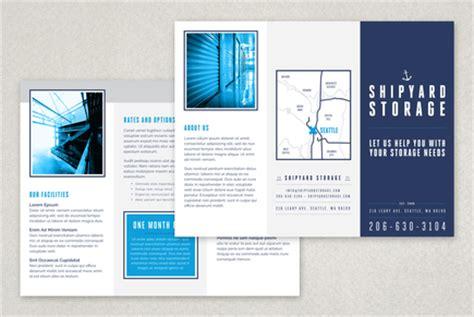 self storage business plan template self storage brochure template inkd
