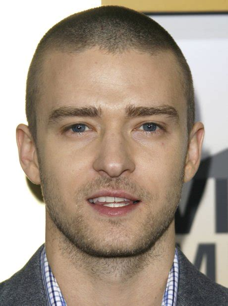 is justin timberlake balding 2006 he really likes shaving his hair eh 31 photos of