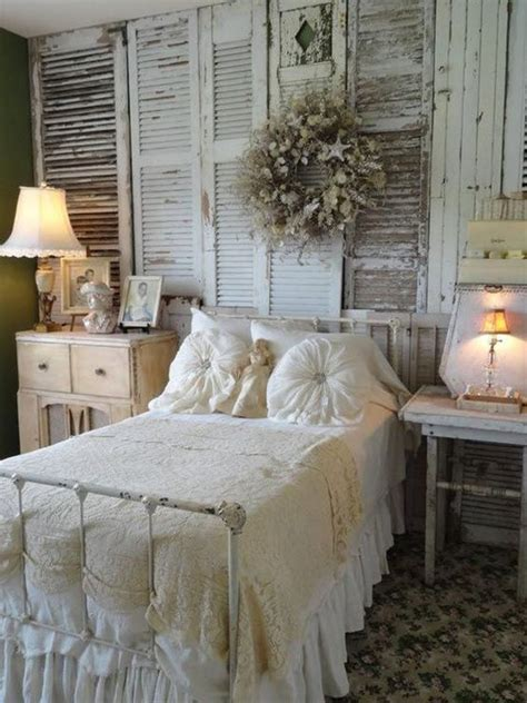 Wall Decor Shabbychic 25 delicate shabby chic bedroom decor ideas shelterness