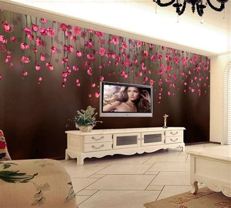 wallpaper design for tv unit 12 3d wallpaper for tv wall units that will make a