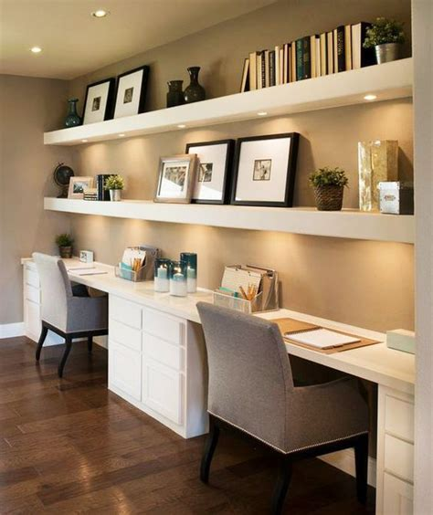 50 home office space design ideas for two the