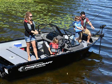 best aluminum fishing boat canada best aluminum fishing boats princecraft canada