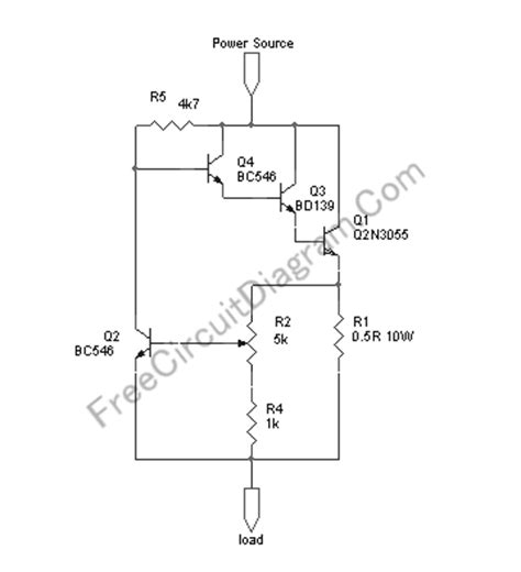 current limiting circuit using resistor variable adjustable current limiter circuit hqew net