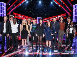 best voice the voice s top 10 is revealed