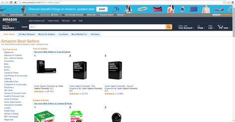 amazon best seller guide how to find the best products to sell on amazon fba