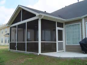 Screened Patios by Charlotte Nc Designers Choice Com Screen Porches Screen