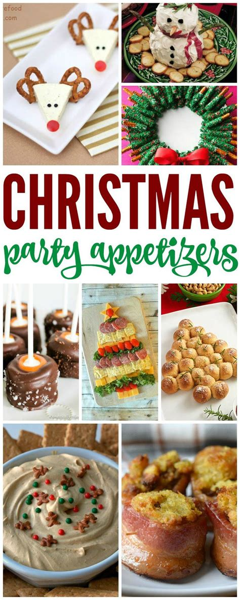top 25 best christmas party appetizers ideas on pinterest