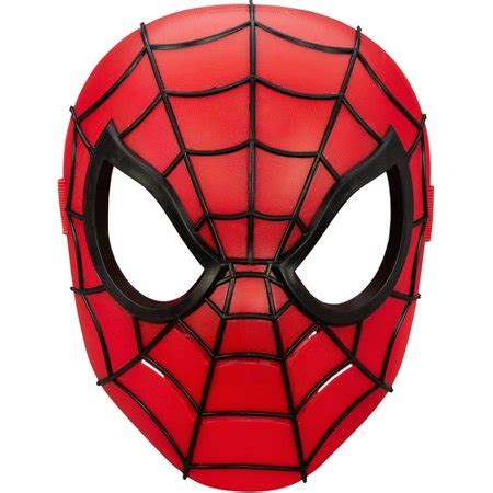 marvel ultimate spider man classic spider man mask