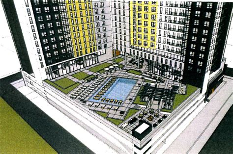 university house apartments apartment boom multi family mixed use is the rage intown atlanta intown paper