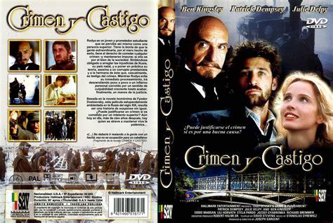 cine rusia crimen y castigo car 225 tula caratula de crimen y castigo 1998 crime and