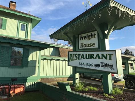 The Freight House by Restaurant Entry And Exterior Picture Of The Freight