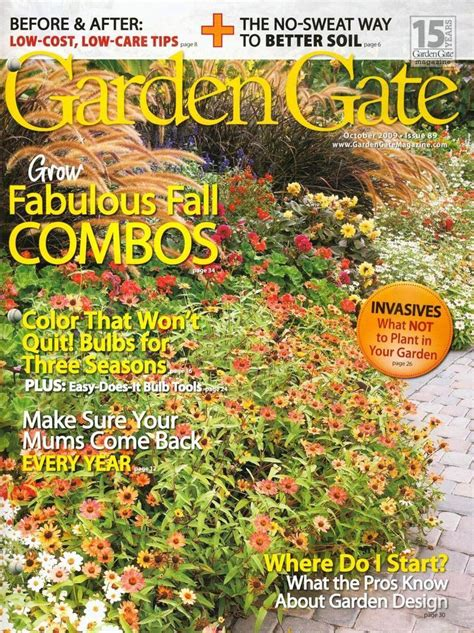 magazin garten top 10 garden magazines horticulture and landscaping